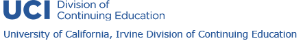 University of California, Irvine Division of Continuing Education